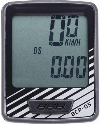 BBB BCP-05 DashBoard Black/Silver