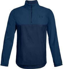 Under Armour Windstrike 1/2 Zip Junior Sweater Blue