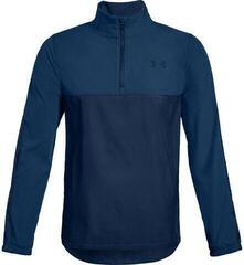 Under Armour Windstrike 1/2 Zip Junior Sweater Blue