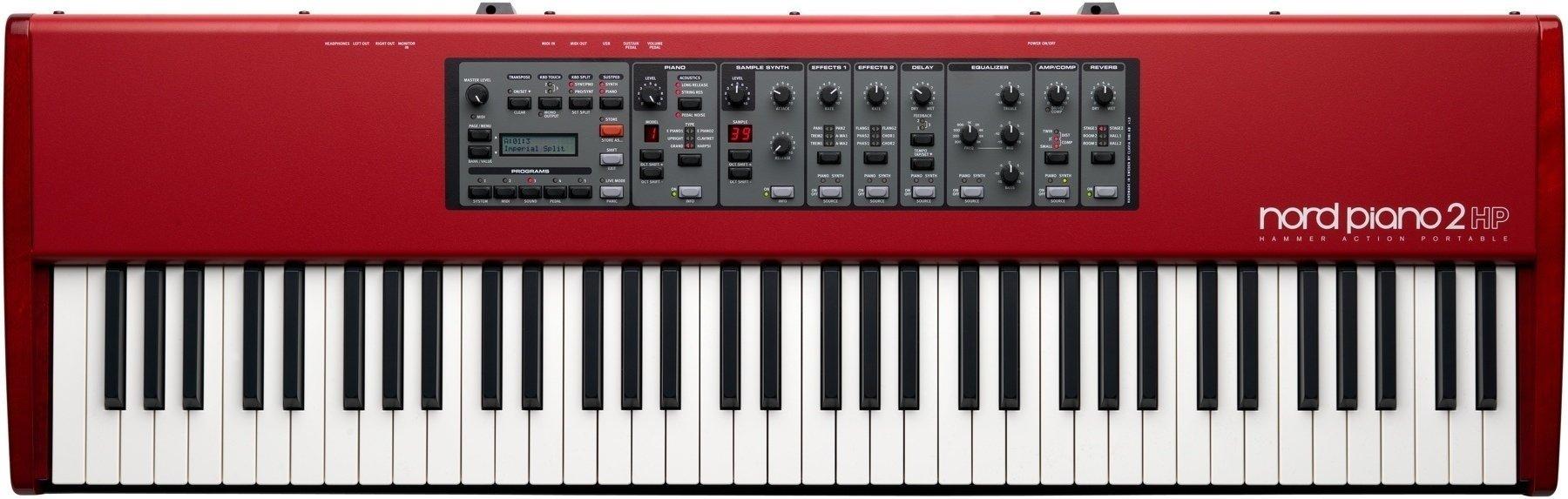NORD Piano2 HP - Muziker SI