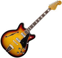 Fender Coronado Guitar 3-Color Sunburst B-stock