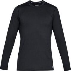 Under Armour Fitted CG Crew Mens Base Layer Black