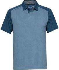 Under Armour UA Threadborne Champion Mens Polo Shirt Thunder