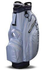 Big Max Dri Lite Active Light Blue/Steel Blue/Silver Cart Bag