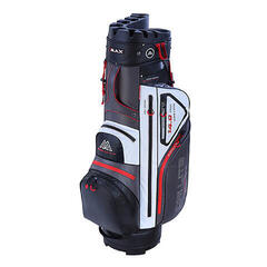 Big Max Dri Lite Silencio Charcoal/White/Black/Red Cart Bag