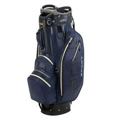 Big Max Aqua Sport 2 Navy/Black/Silver Cart Bag