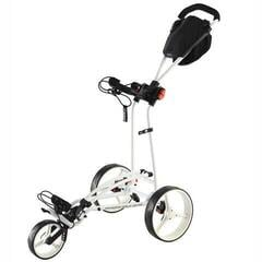 Big Max Autofold FF White Golf Trolley