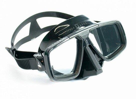 Technisub Mask Look Black