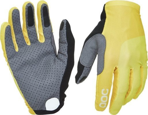 POC Essential Print Glove Sulphite Yellow M