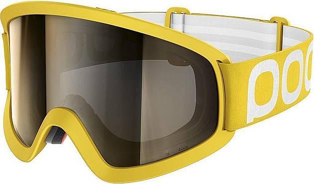 POC Ora Clarity Sulphite Yellow Clarity Brown Lens