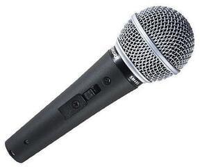 Shure SM48S-LC Vocal Dynamic Microphone