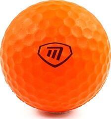 Masters Golf Lite Flite Foam Balls Orange 6 Pack