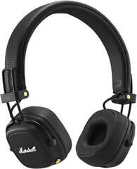 Marshall Major III Schwarz Bluetooth Drahtlose On-Ear-Kopfhörer