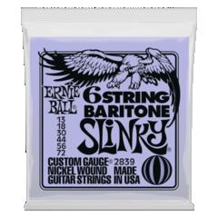 Ernie Ball 2839 Slinky Baritone Nickel Wound