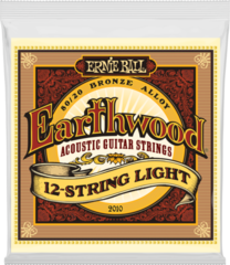 Ernie Ball 2010 Earthwood 12