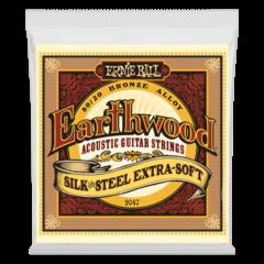 Ernie Ball 2047 Earthwood Silk & Steel Extra Soft Acoustic