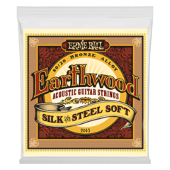 Ernie Ball 2045 Earthwood Silk & Steel Soft Acoustic