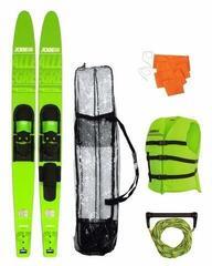 Jobe Allegre Combo Skis Lime Green Package 67''