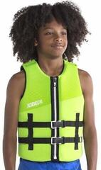Jobe Neoprene Vest Youth Lime Green