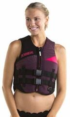 Jobe Neoprene Vest Women Bordeaux Red M