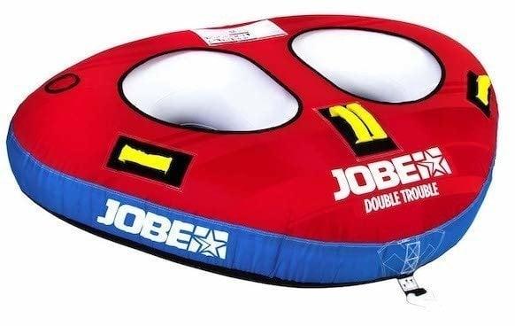 Jobe Double Trouble Towable 2P