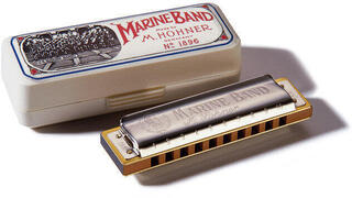 Hohner Marine Band 1896 Classic A