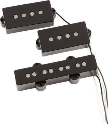 Fender Yosemite P/J Pickup Set Black