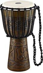 Meinl HDJ17-M Djembe 10'' Wood Brown