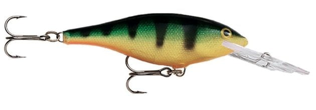 Rapala Shad Rap Perch 7 cm