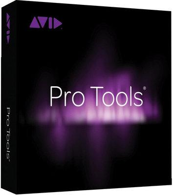 AVID Pro Tools Student/Teacher 1-Year Subscription Renewal - Box