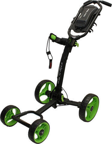 Axglo Flip n Go Black/Green Golf Trolley