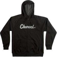 Charvel Logo Hoodie Black