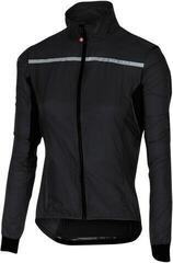 Castelli Superleggera Womens Jacket Black