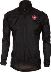 Castelli Squadra ER Mens Jacket Black