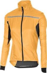 Castelli Superleggera Womens Jacket Orange M