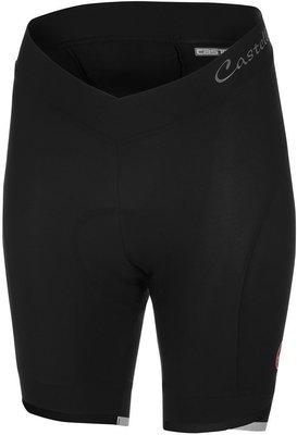 Castelli Vista ženske biciklističke hlače Black M