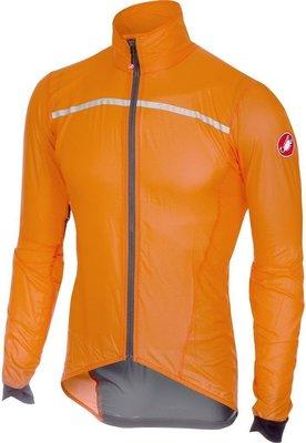 Castelli Superleggera мъжко яке Orange M