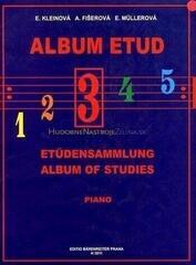 Kleinová-Fišerová-Müllerová Album etud III