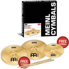 Meinl Cymbals Set HCS Bonus Pack