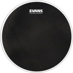 Evans SoundOff Tom Batter Drumhead 10'' Black