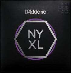 D'Addario NYXL1150BT Nickel Wound Balanced Tension 11-50