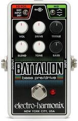Electro Harmonix Nano Battalion Bass Preamp & Overdrive