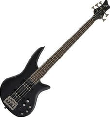 Jackson JS Series Spectra Bass JS3V IL Satin Black (B-Stock) #925825