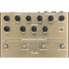 Fender Downtown Express Bass Multi Effect Pedal