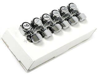 Fender Locking Strat/Tele Tuning Machines - Chrome