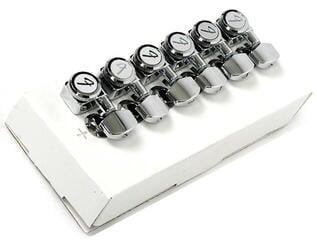 Fender Locking Strat/Tele Tuning Machines - Chrome