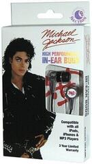 Section8 rbw-5086 Michael Jackson Bad Earbuds Headphones - Black
