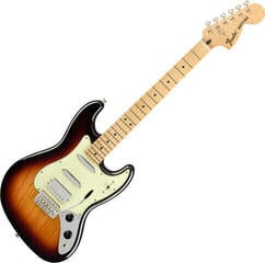 Fender Sixty-Six MN 3-Color Sunburst