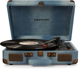 Crosley Cruiser Deluxe - Denim