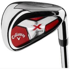 Callaway X Series 18 Irons Steel Right Hand 5-PS Regular